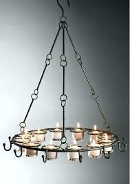 awful real candle chandelier home lighting