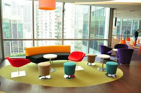 colorful office space interior design. Contemporary Space Elegant Interior Design Ideas For Office Space Images About On  Pinterest Coffee Biscuits In Colorful E