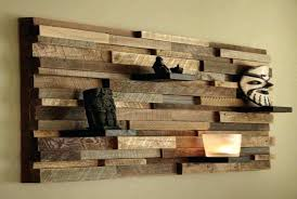 wood wall decor simple ideas barnwood decorating