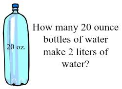 How To Convert Ounces To Liters Study Com