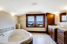 when renovating your bathroom many homeowners opt to change out their simple standing tub for a jetted model whirlpool tubs can be a great and relaxing