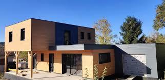 maison bois constructeur dans le puy de