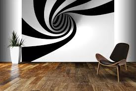 Bedroom Wall Murals Abstract Datenlabor pertaining to size 1899 X 1267