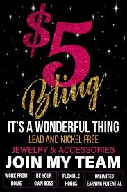 Jewelry Flyer 5 Bling Its A Wonderful Thing Lead And Nickel Free