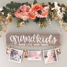 53 Best Gifts For Grandparents Images On Pinterest  Grandparent Best Gift For Grandparents Christmas