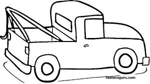 Small Picture Pickup Truck coloring pages for print out Printable Coloring