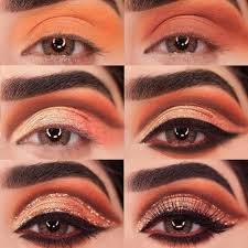 also when the eye makeup is inhe bright the use of eyeliner is optional in all other cases eyeliner can really improve the beauty of your eyes