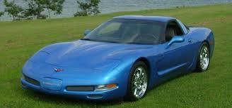 Corvette chevy corvette 1999 : 1999 Chevrolet Corvette - Information and photos - ZombieDrive