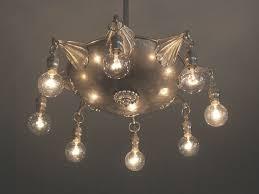 image of fancy chandelier light bulbs
