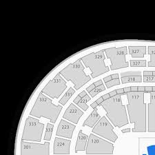 Bridgestone Arena Seating Chart Virtual Seats Bridgestone Arena Online Charts Collection
