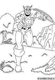 Small Picture Captain America Avengers Coloring Pages for Kids Disney