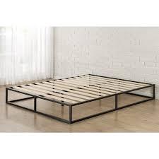Shop Priage 10-inch Full-Size Metal Platform Bed Frame - On Sale ...