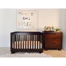 Babyletto furniture Convertible Crib Babyletto Modo 3in1 Convertible Wood Crib Set In Espresso Overstock Babyletto Modo 3in1 Convertible Wood Crib Set In Espresso M6701q
