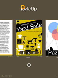 Pazteup Layout Design Create Flyer Posters Brochures And