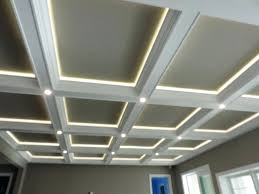 coffered ceiling lighting. Brilliant Ceiling Coffered Ceiling Ideas Lighting Decor Intended Coffered Ceiling Lighting F
