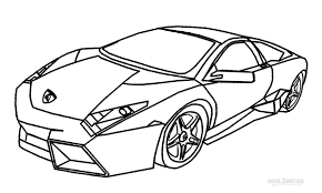 Small Picture Printable Lamborghini Coloring Pages For Kids Cool2bKids Car