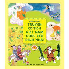 Sách - Truyện Cổ Tích Việt Nam Được Yêu Thích Nhất, Giá tháng 11/2020