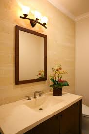 recessed lighting exciting interior bathroom wall. bathroom medium size exciting brown palette painting color shows vintage vanity set with wall mirror recessed lighting interior m