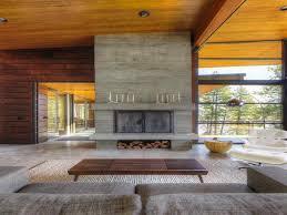 ideas design mid century modern fireplace design ideas
