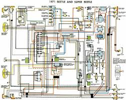 free auto wiring diagram 1971 vw beetle and super beetle byocar 1971 Vw Beetle Wiring Diagram free auto wiring diagram 1971 vw beetle and super beetle byocar pinterest vw beetles, garage plans and beetles 1972 vw beetle wiring diagram