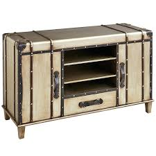 pier 1 tv stand. Crosley Cambridge 48 Corner Tv Stand Silver Trunk Pier 1 Imports R