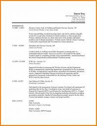 Objective For Social Work Resume Social Work Resumes Objective For Medical Resume Sample Worker 65