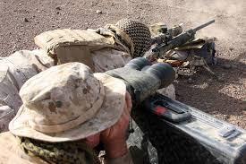 Marine Corps Images Scout Sniper Team Observes A Target Area Hd