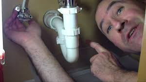 How To Fix A Slow Draining Or Clogged Sink ProMaster Home Repair - Bathroom leak repair