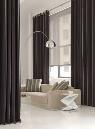 Imposing Perfect Living Room Window Treatments Best 25 Living Room Curtain Ideas For Windows With Blinds