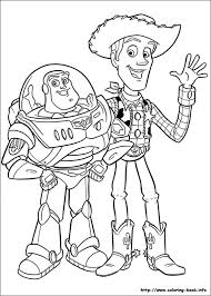 Small Picture Story 3 coloring picture
