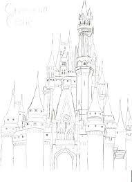 disney castle coloring page castle colouring pages free castle colouring pages free castle coloring pages