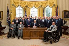 the oval office white house. President Donald Trump And Vice Pence Meet With Medal Of Honor Recipients In The Oval Office White House, Friday, March 24, 2017. House H