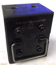 ge other industrial fuse accessories general electric clf fuse box 30 amps 600 volts nema class j