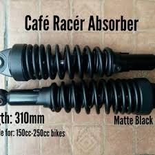 harga cafe racer universal absorber in msia