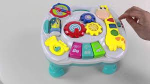 Детский развивающий столик музыкальный Keenway 32702 ...