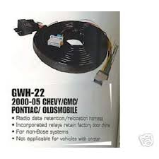 amazon com stereo wire harness cadillac escalade ext 03 04 05 car stereo wire harness cadillac escalade ext 03 04 05 car radio wiring installa