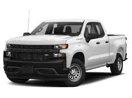 New 2019 Chevrolet Silverado 1500 Work Truck Double Cab in Longview ...