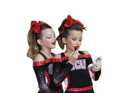 kits cheerleading makeup