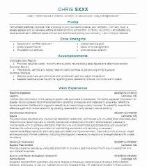 Production Worker Resume Sample Assembler Resume Sample Applicable