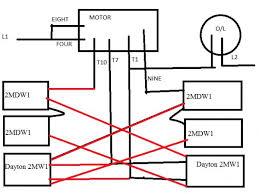 Dayton Motor Capacitor Chart Dayton Motor Wiring Schematic Wiring Diagram