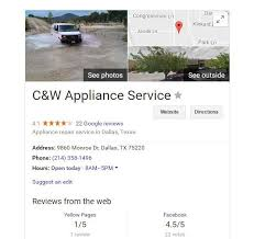 Google Phone Listing Woman Clicks On Google Appliance Repair Listing Unknowingly