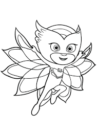 Pj Mask Coloring Pages Online Masks Coloring Pages Masks Coloring