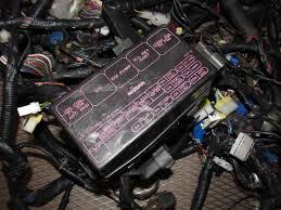 93 nissan 240sx fuse box diagram 1992 Nissan Sentra Fuse Box Assy Trim For
