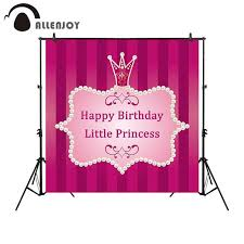 Allenjoy Kids Background For Photography Cute Bright Pink Purple