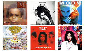 Top 100 Charts 2000 Bis 2010 100 Best Albums Of The 90s Rolling Stone