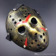 Mask Decorating Supplies 100 Black Friday Face Mask Freddy Jason Movie Theme Masks Antique 69