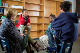 Restorative Circles program builds empathy, conflict resolution skills in  middle school students