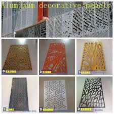 Small Picture Home Decor Screen room Divider Decorative Aluminum Screen