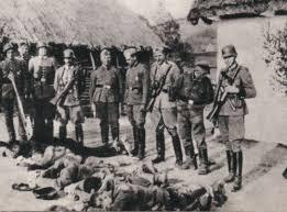 Znalezione obrazy dla zapytania Niemieckie zbrodnie zdjęcia