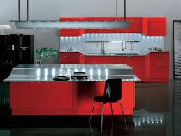 Red Gloss Kitchen Cabinets Red Kitchen Cabinets Ikea Ikea Hack Junk Gypsies Kitchen Island